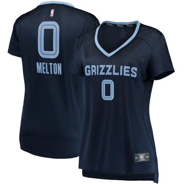Camiseta nba De'Anthony Melton 0 icon edition Armada Memphis Grizzlies Mujer