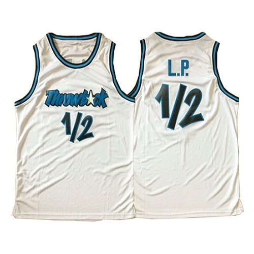 Camiseta nba LP Blanco Orlando Magic Hombre