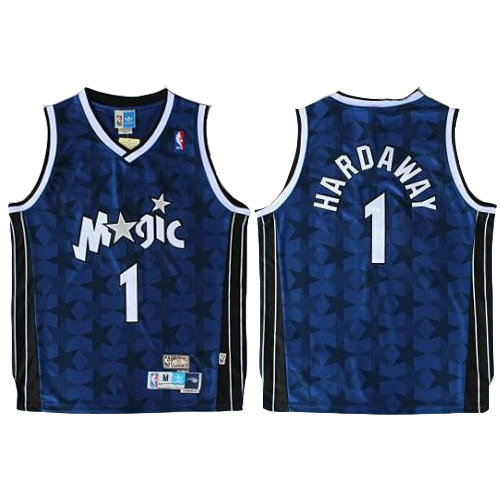 Camiseta nba Penny Hardaway Azul Orlando Magic Hombre