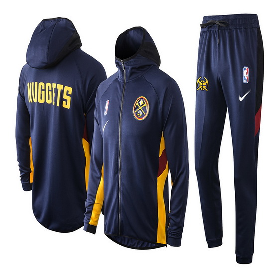 Chandal nba Nike nba Showtime Azul Real Denver Nuggets Hombre